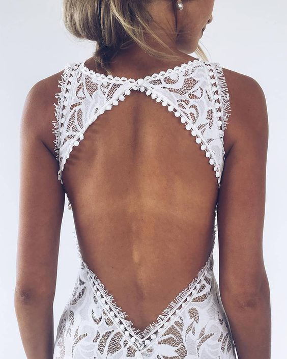 50+ Adorable Sexy Wedding Dresses Ideas for Your Big Day