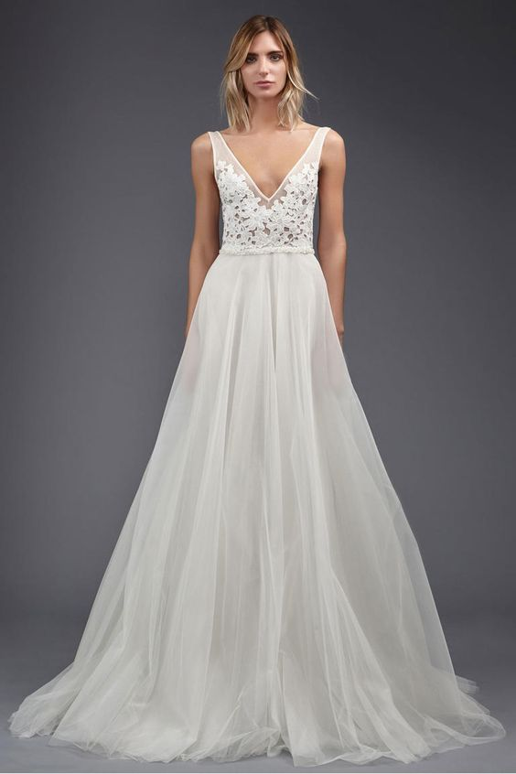 60 Most Beautiful Lace Wedding Dresses To See Mrs Space Blog