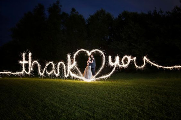 40+ Wedding Sparklers Idea You Will Wish You Did at Your Wedding