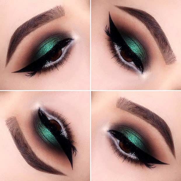 Christmas Makeup Ideas That Are In Trend