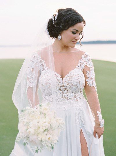 BEST Plus Size Wedding Dresses For Your Big Day
