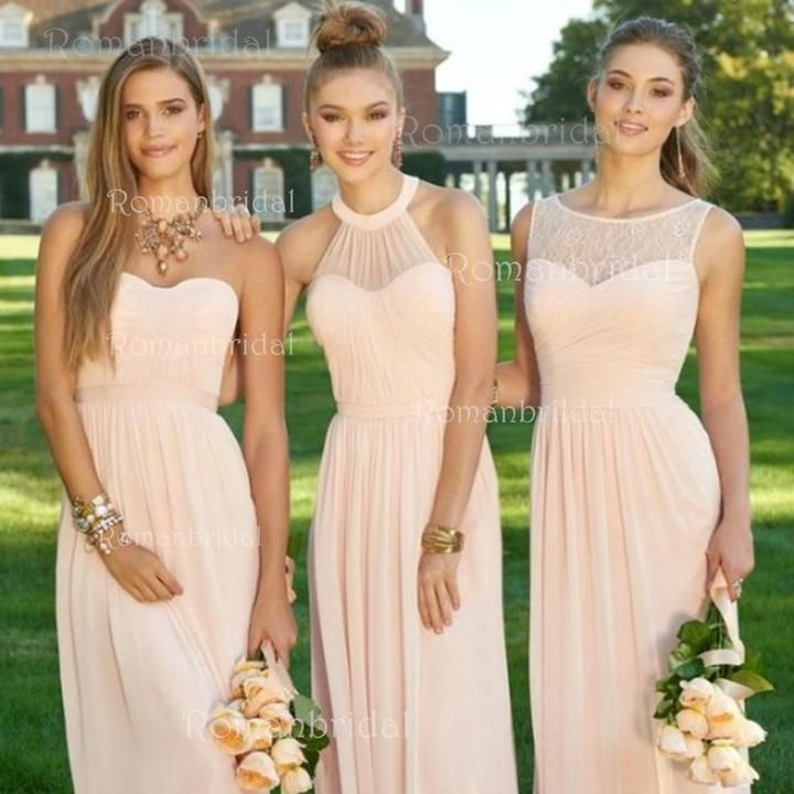 40+ Bridesmaid Dresses That Looks Great!