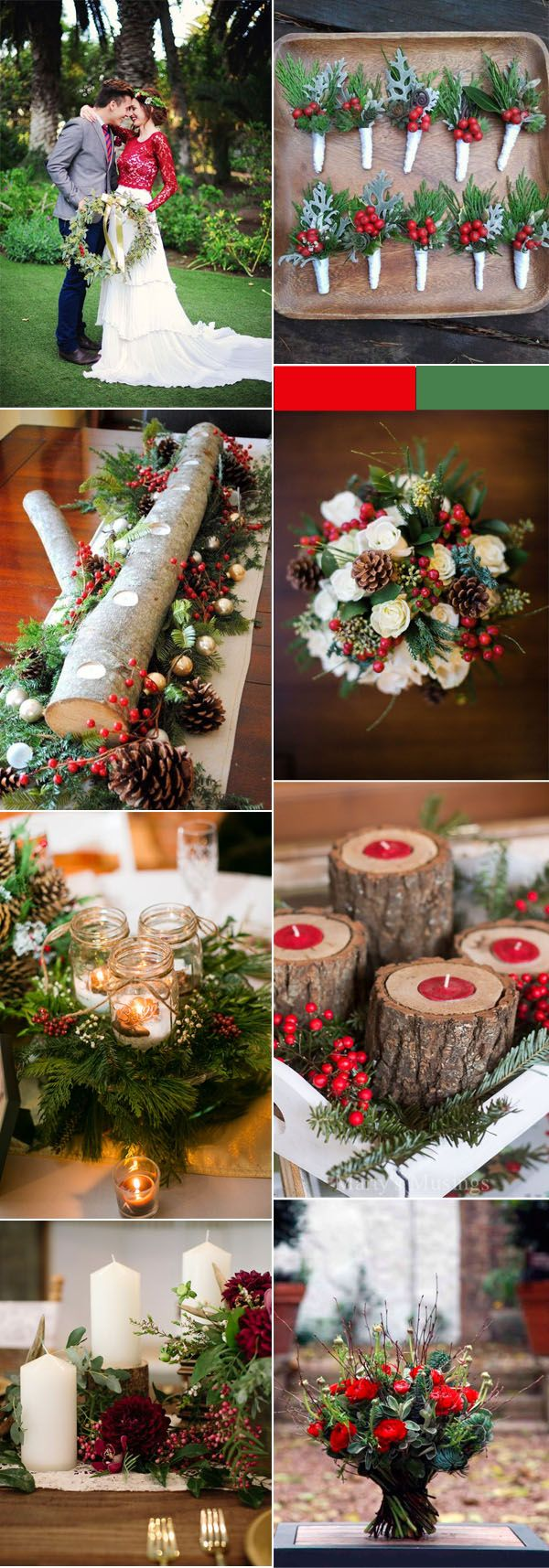 Super Unique Winter Wedding Ideas That Inspire