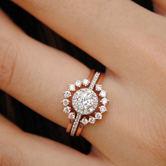Stunning Engagement Rings to Make Her Say: Yes!!