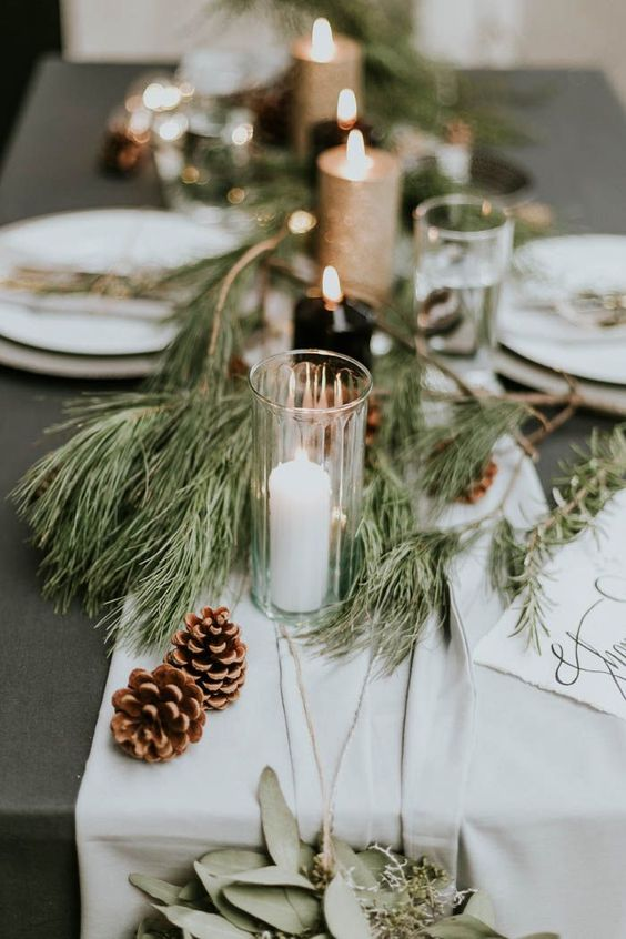 Winter Wedding Centerpieces You Will Love