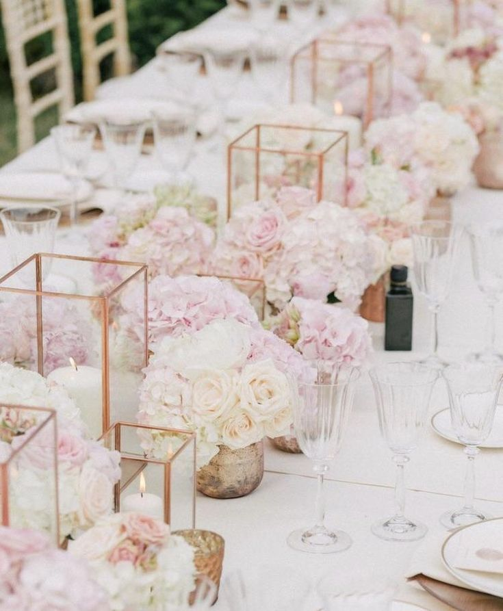 97 Rose Gold Wedding Ideas To Get Inspired