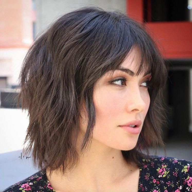 22 Low Maintenance Haircuts for 2020 - Mrs Space Blog