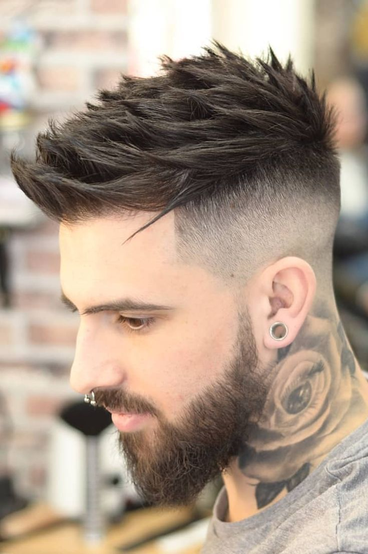 37 Mens Hairstyles for 2020 - Mrs Space Blog