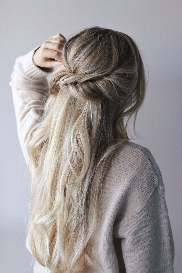 Quick and Easy Fall Hairstyles