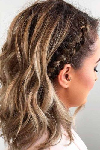 Shoulder-Length Hairstyles to Try Right Now