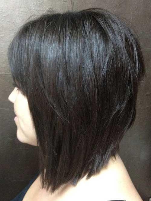 Stacked Haircuts