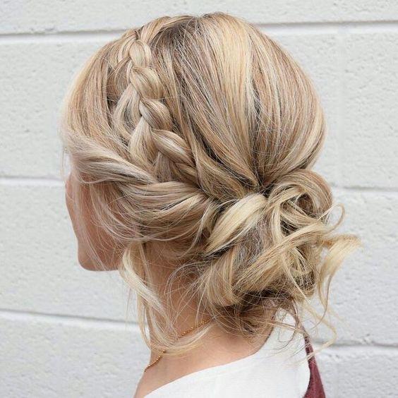 Stylish Bun Hairstyles