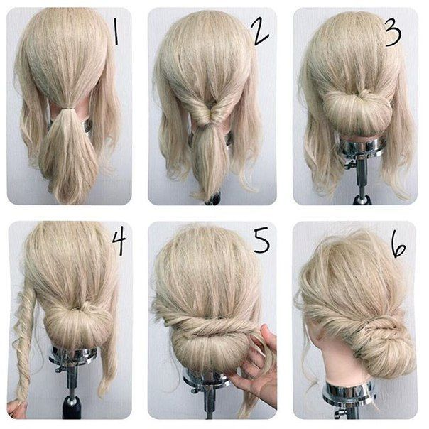 38 Easy Hairstyles To Mix It Up