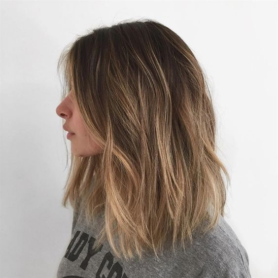 46 Gorgeous Balayage Hair Color Ideas