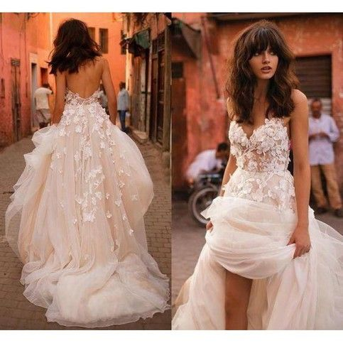 43 Floral Wedding Dresses To Rock