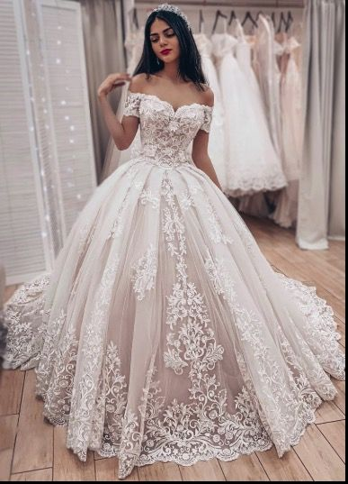 42 Bridal Dresses In Different Styles