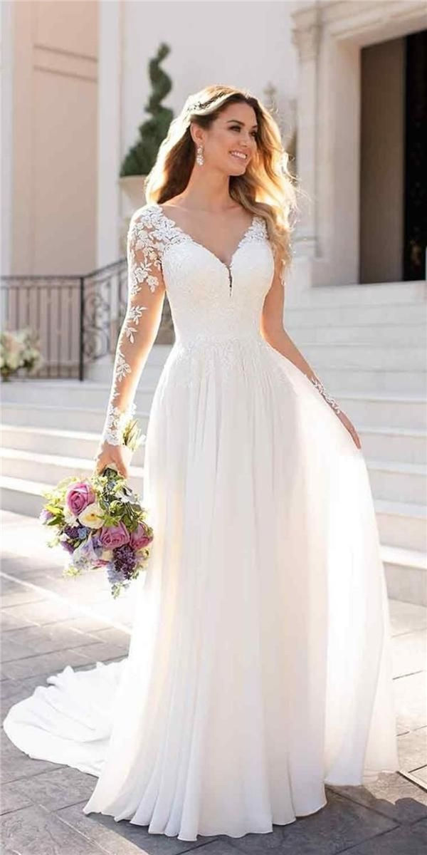 Bridal Dresses In Different Styles