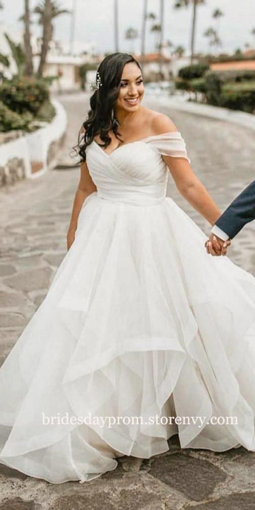 Plus Size Wedding Dresses You Will Love