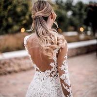 43 Bohemian Wedding Dress For Your Wedding