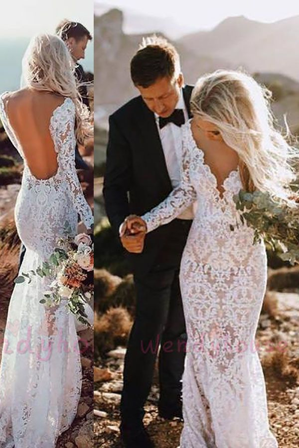 Sexy Wedding Dresses Ideas You Will Enjoy