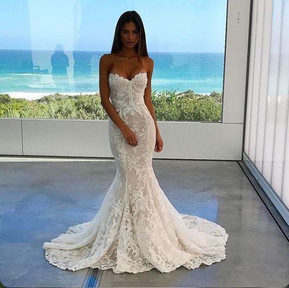 44 Sexy Wedding Dresses Ideas You Will Enjoy