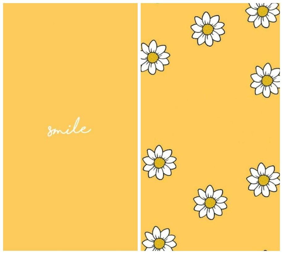 25 Beautiful Yellow Phone Wallpaper To Try