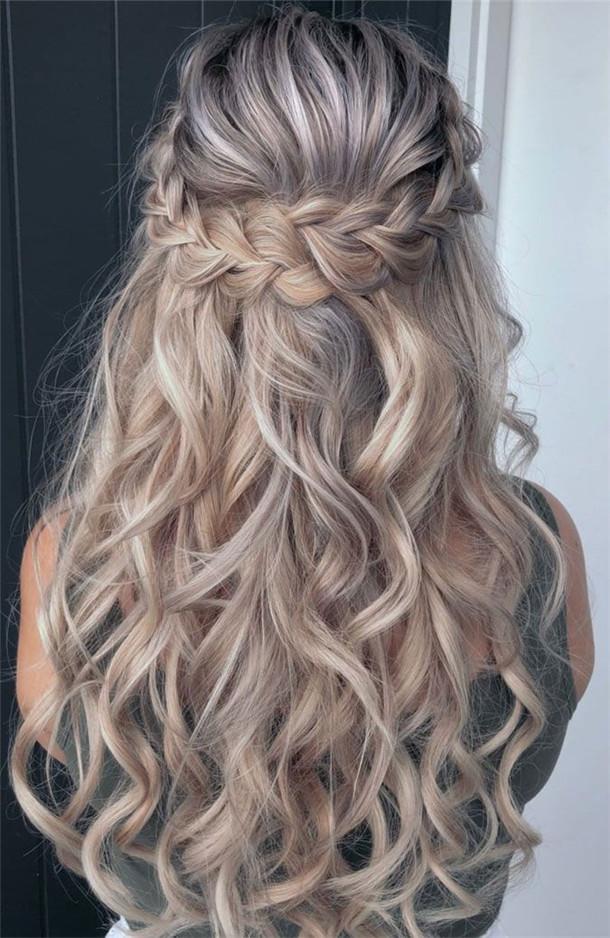 28 bridesmaid hairstyles - Mrs Space Blog