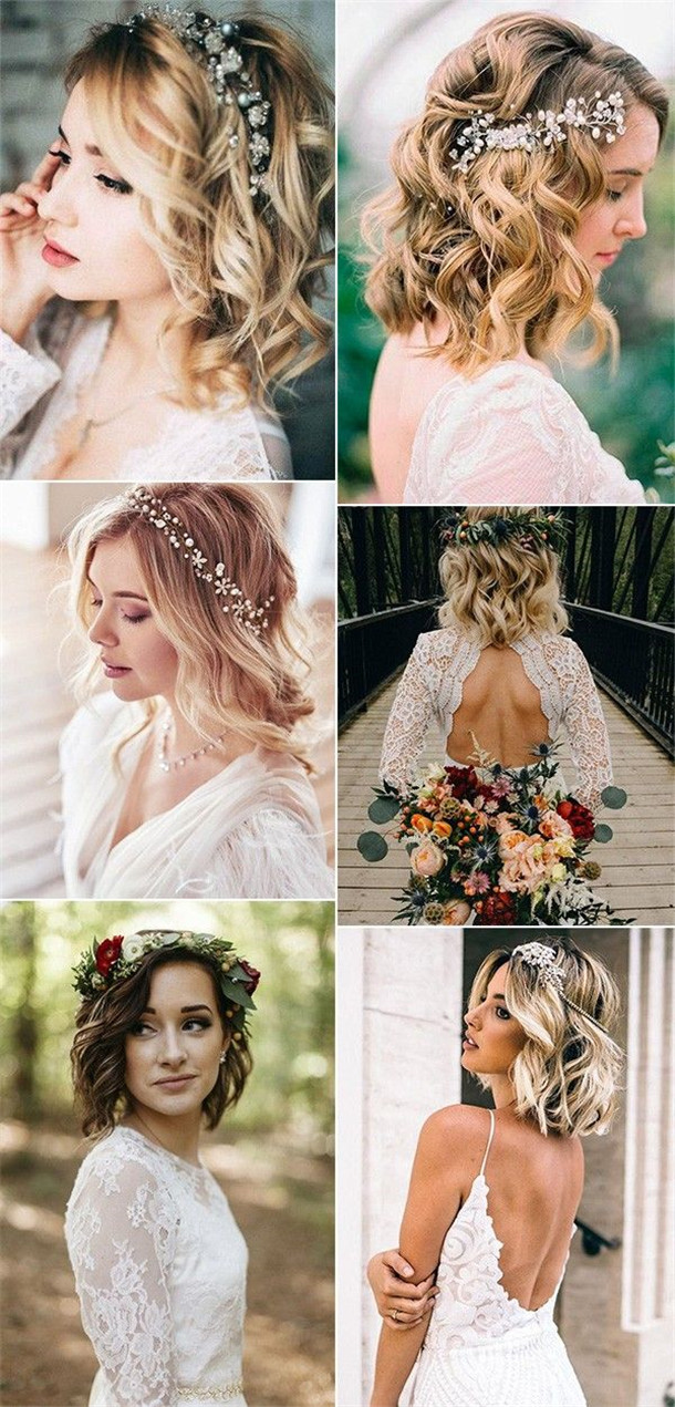 wedding hairstyles for medium hair