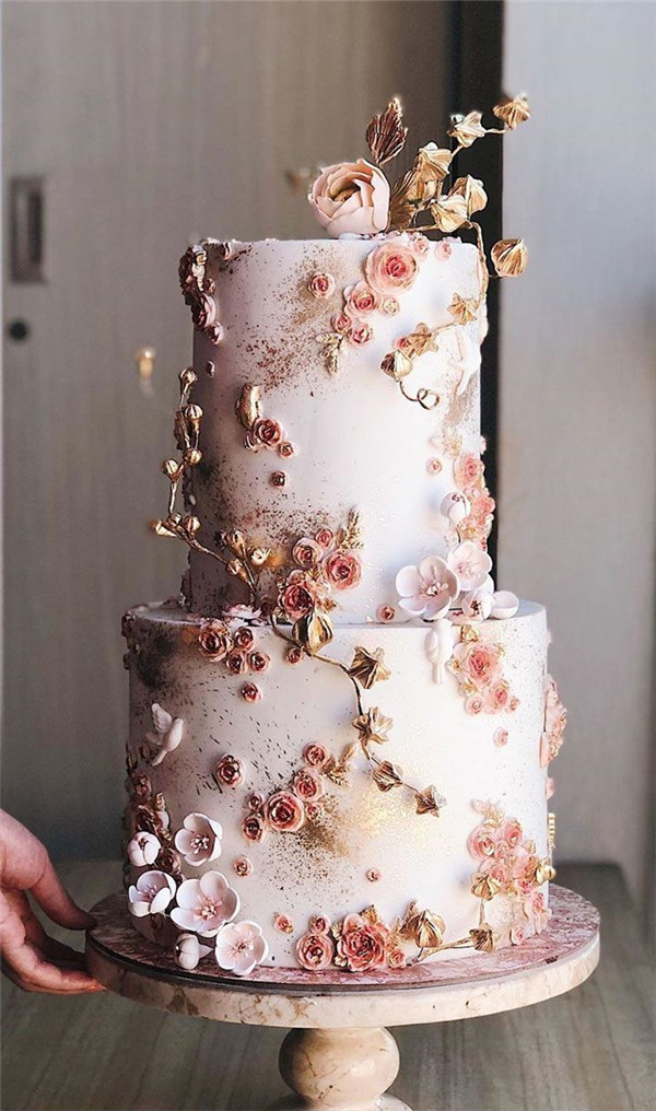 beautiful wedding cakes